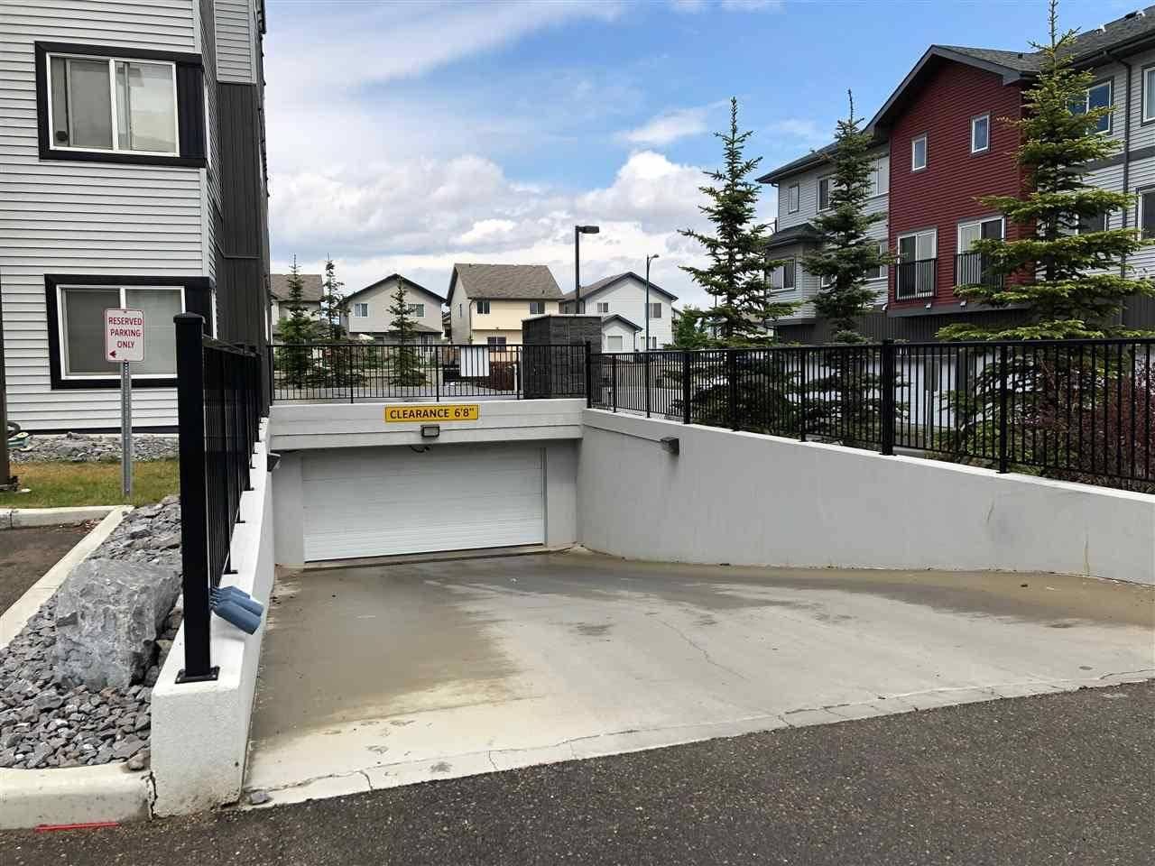 Condo for sale at 3357 16a Ave Nw Unit 320 Edmonton Alberta - MLS: E4161335