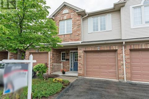 Townhouse for sale at 35 Ambleside Dr Unit 320 London Ontario - MLS: 204320