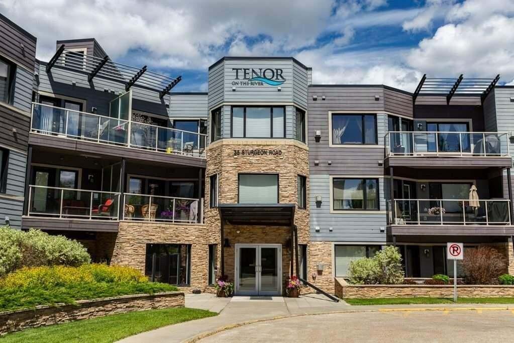 Condo for sale at 35 Sturgeon Rd Unit 320 St. Albert Alberta - MLS: E4212977