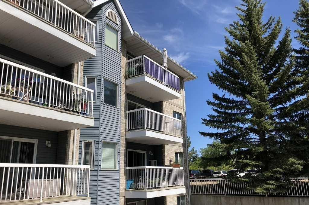 Condo for sale at 52 St Michael St Unit 320 St. Albert Alberta - MLS: E4212316