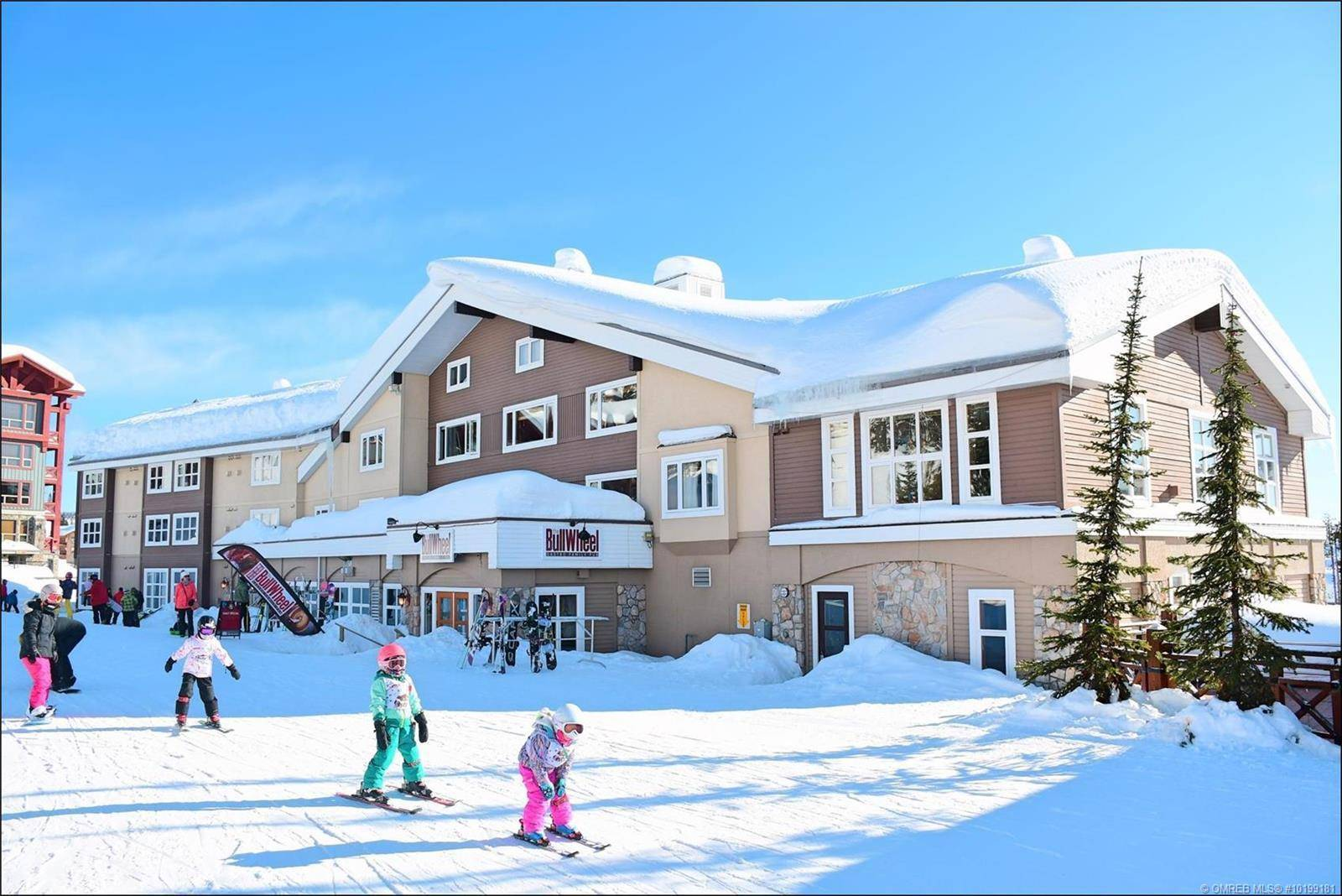 Buliding: 5275 Big White Road, Big White, BC