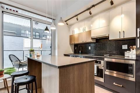 Condo for sale at 619 Confluence Wy Southeast Unit 320 Calgary Alberta - MLS: C4287260