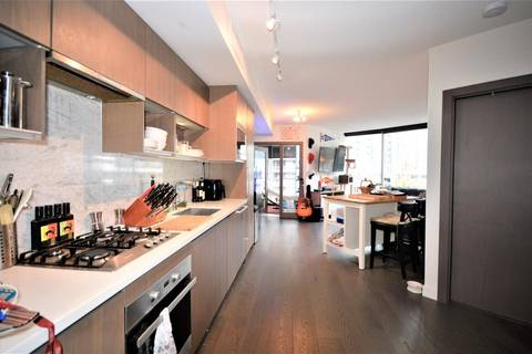 Condo for sale at 68 Smithe St Unit 320 Vancouver British Columbia - MLS: R2447806