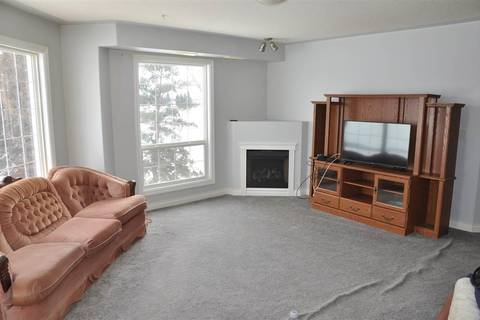Condo for sale at 7801 Golf Course Rd Unit 320 Stony Plain Alberta - MLS: E4155013