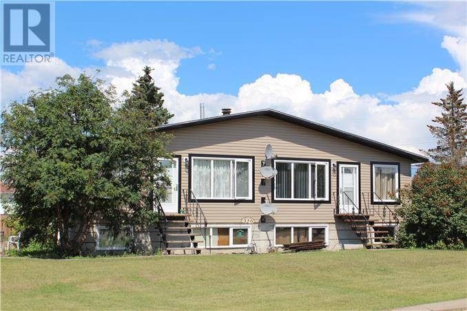 Residential property for sale at 320 8th Se Avenue Court Manning Alberta - MLS: GP113985