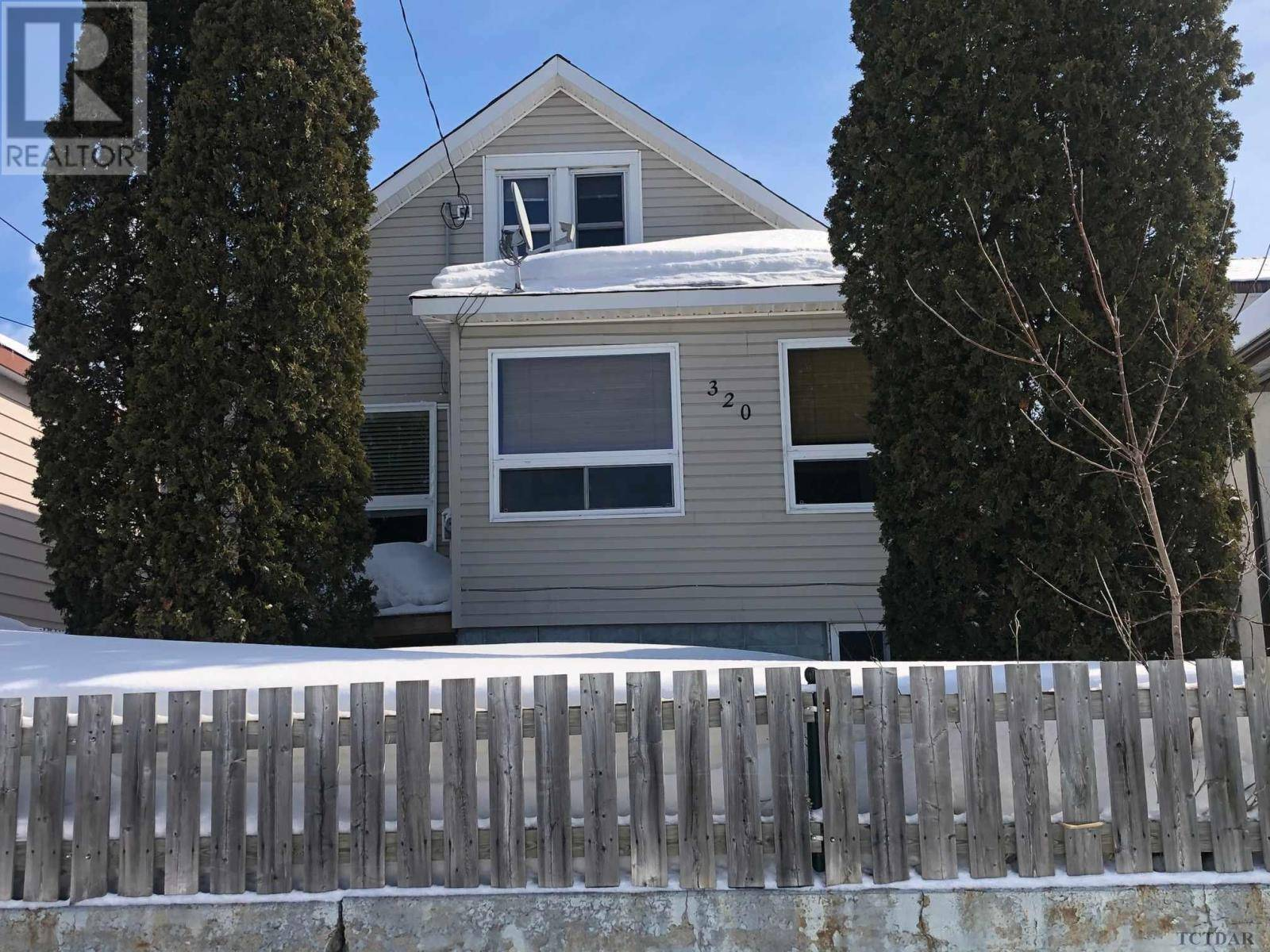 House for sale at 320 Balsam St S Timmins Ontario - MLS: TM200521