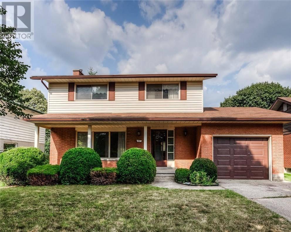 House for sale at 320 Batavia Pl Waterloo Ontario - MLS: 30754298