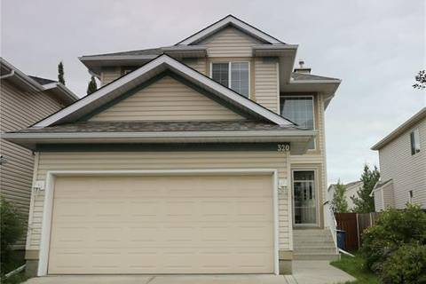 House for sale at 320 Bridlewood Ave Southwest Calgary Alberta - MLS: C4265014