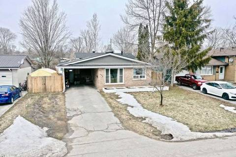 House for sale at 320 Collins Dr Orillia Ontario - MLS: S4726894