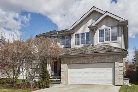 House for sale at 320 Darlington Cres Nw Edmonton Alberta - MLS: E4156554
