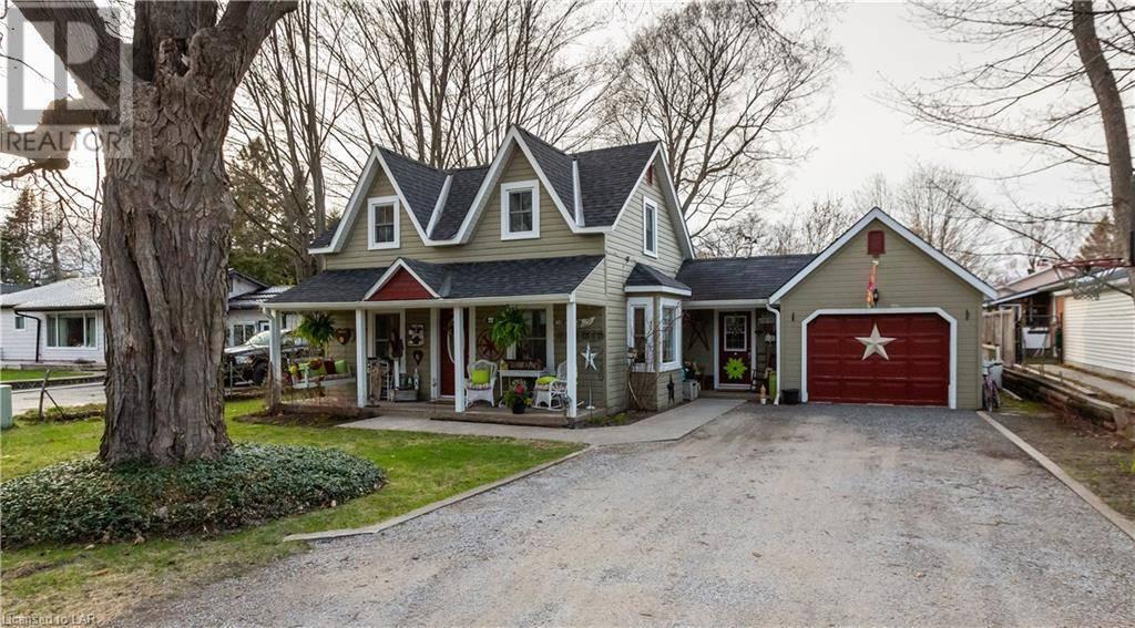 House for sale at 320 Farquhar St Gravenhurst Ontario - MLS: 192441