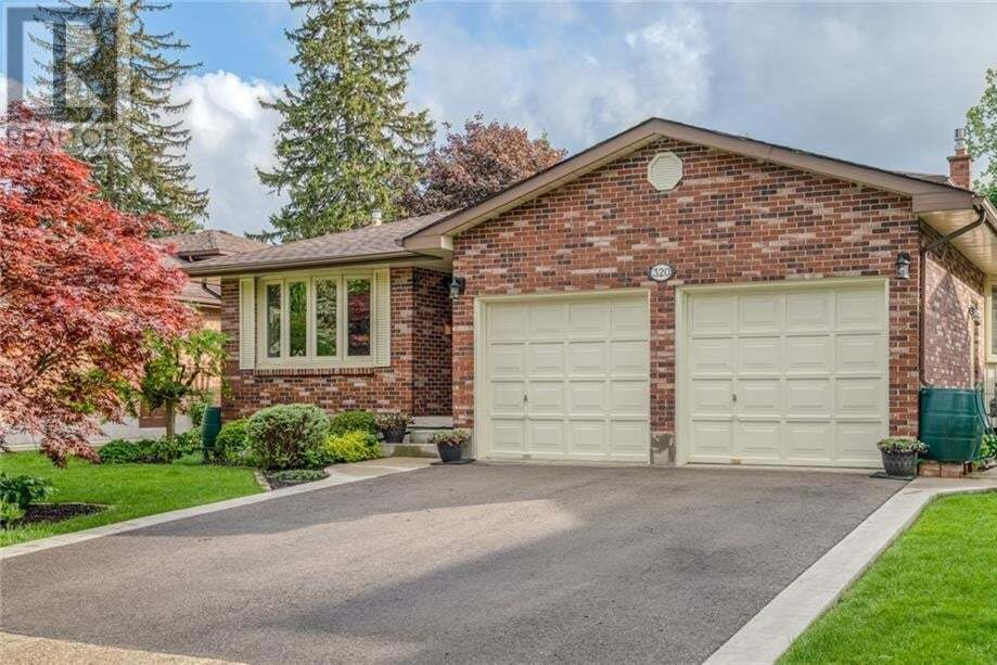 House for sale at 320 Forestlawn Rd Waterloo Ontario - MLS: 30808669
