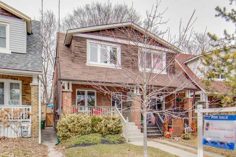 Townhouse for sale at 320 Gainsborough Rd Toronto Ontario - MLS: E4726456