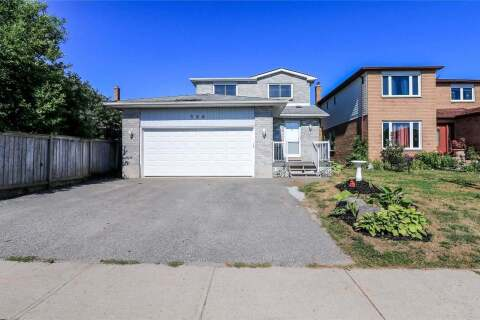 House for sale at 320 Hickling Tr Barrie Ontario - MLS: S4850414
