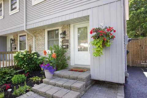 Townhouse for sale at 320 Homestead Dr Oshawa Ontario - MLS: E4813654
