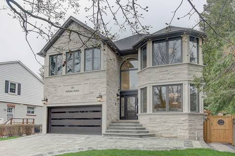 House for sale at 320 Parkview Ave Toronto Ontario - MLS: C4439535