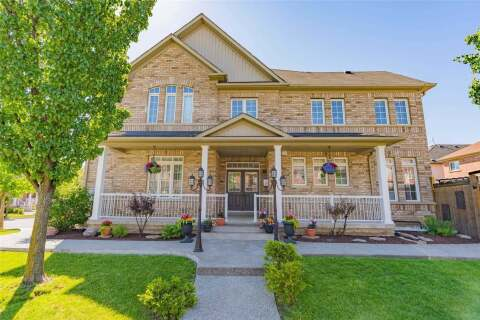 Townhouse for sale at 320 Racey Tr Milton Ontario - MLS: W4799072