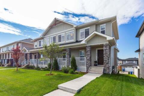 Townhouse for sale at 320 Rainbow Falls Green Chestermere Alberta - MLS: A1011428