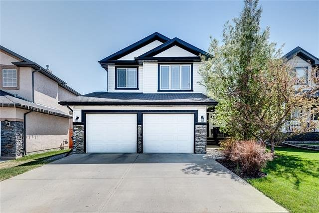 For Sale: 320 Springmere Way, Chestermere, AB | 4 Bed, 2 Bath House for $489,500. See 40 photos!