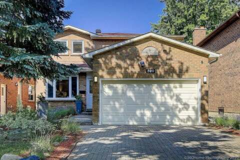 House for sale at 320 Sussex Ave Richmond Hill Ontario - MLS: N4816268