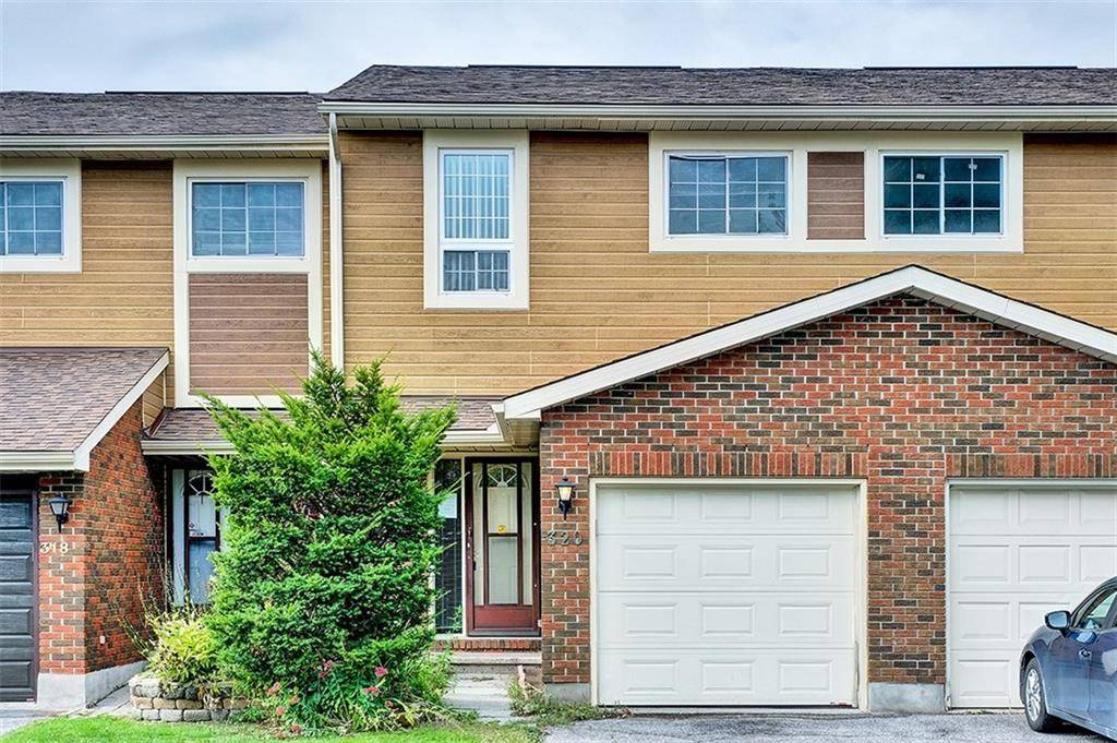 Townhouse for sale at 320 Verdon Pt Ottawa Ontario - MLS: 1171738