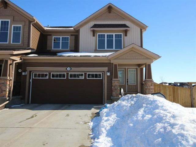 For Sale: 320 Viewpointe Terrace, Chestermere, AB | 3 Bed, 4 Bath Townhouse for $474,900. See 21 photos!