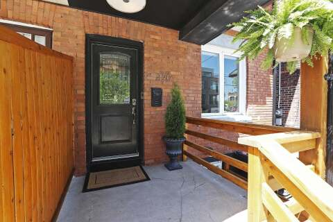 Townhouse for sale at 320 Westmoreland Ave Toronto Ontario - MLS: W4770675