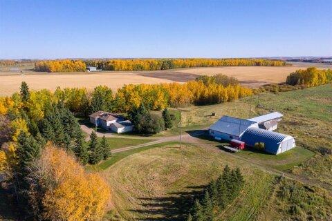 House for sale at 32003 Township Road 432  Rural Ponoka County Alberta - MLS: A1040464