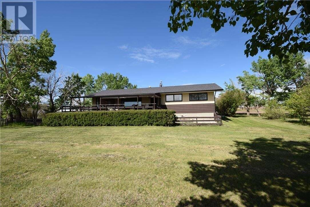 House for sale at 320082 Range Road 23-0  Rural Kneehill County Alberta - MLS: CA0190529