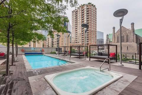 Apartment for rent at 110 Charles St Unit 3201 Toronto Ontario - MLS: C4634294