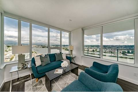 Condo for sale at 908 Quayside Dr Unit 3201 New Westminster British Columbia - MLS: R2407738
