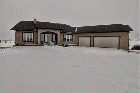 House for sale at 32017 333 Ave West Rural Foothills County Alberta - MLS: C4291788