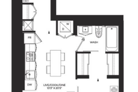 Apartment for rent at 159 Dundas St Unit 3202 Toronto Ontario - MLS: C4495210
