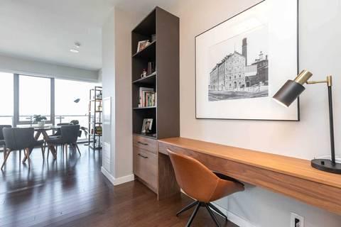 Apartment for rent at 390 Cherry St Unit 3202 Toronto Ontario - MLS: C4646506