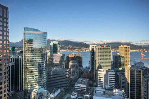 Condo for sale at 667 Howe St Unit 3202 Vancouver British Columbia - MLS: R2342705