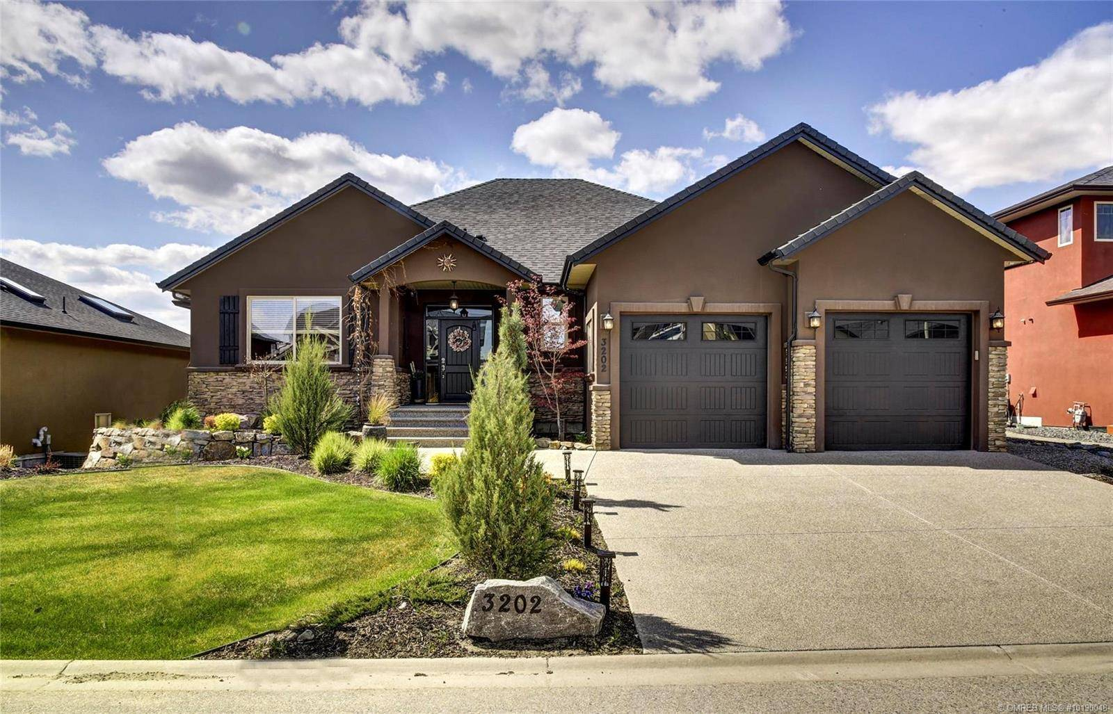 House for sale at 3202 Malbec Cres West Kelowna British Columbia - MLS: 10190048