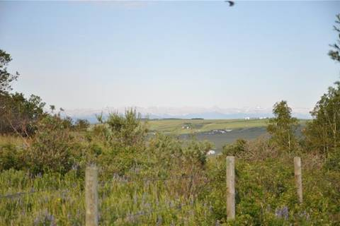 Home for sale at 32025 402 Ave West Rural Foothills County Alberta - MLS: C4256722