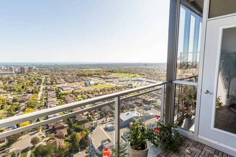 Condo for sale at 223 Webb Dr Unit 3203 Mississauga Ontario - MLS: W4603978