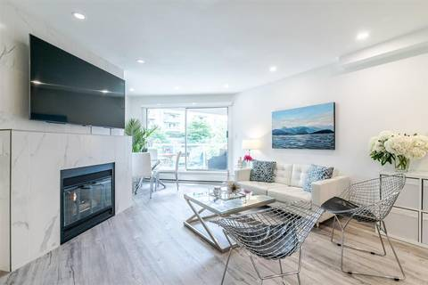 Condo for sale at 33 Chesterfield Pl Unit 3203 North Vancouver British Columbia - MLS: R2388716