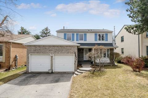 House for sale at 3203 Folkway Dr Mississauga Ontario - MLS: W4411019