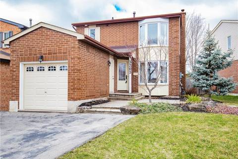 House for sale at 3203 Greenbough Cres Burlington Ontario - MLS: H4050540