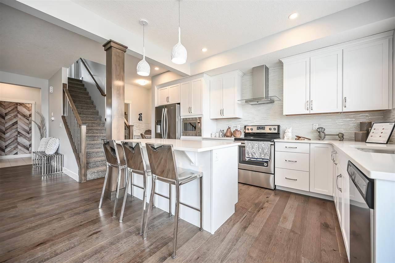 House for sale at 3203 Parker Lo  Sw Edmonton Alberta - MLS: E4194489