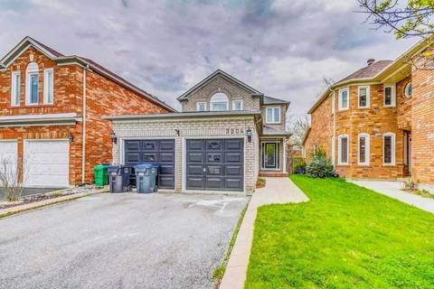 House for sale at 3204 Coralbean Pl Mississauga Ontario - MLS: W4453000