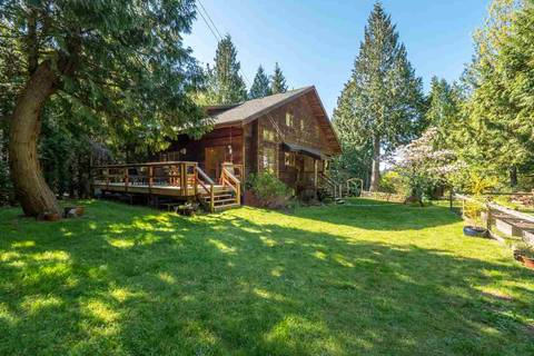 House for sale at 3204 Huckleberry Rd Roberts Creek British Columbia - MLS: R2364064