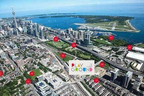 Condo for sale at 30 Ordnance St Unit 3205 Toronto Ontario - MLS: C4650722