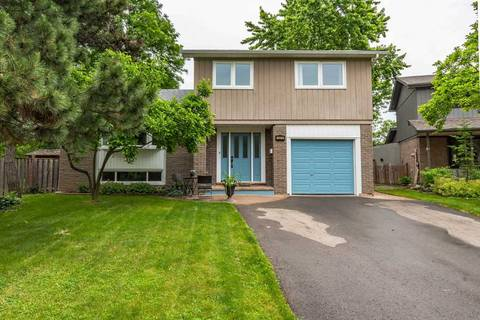 House for sale at 3205 Martins Pine Ct Mississauga Ontario - MLS: W4505210