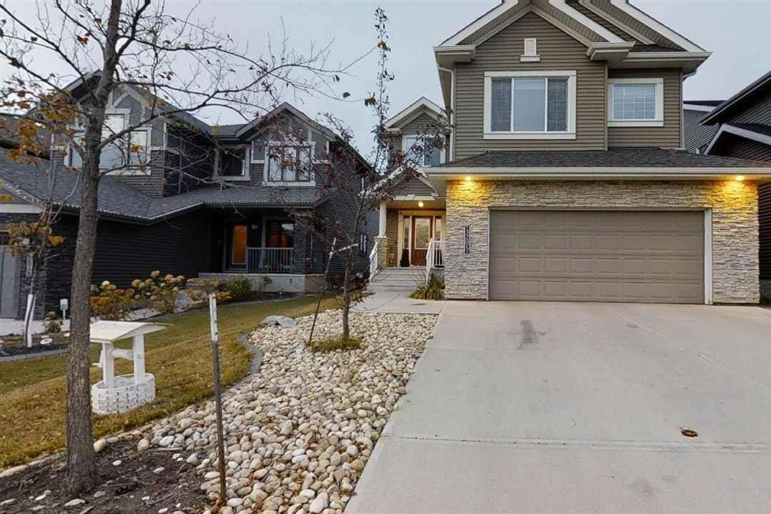 House for sale at 3205 Winspear Cr SW Edmonton Alberta - MLS: E4218092