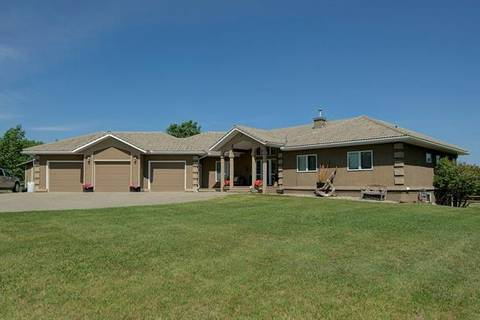 House for sale at 32050 256 Ave East Rural Foothills County Alberta - MLS: C4261566