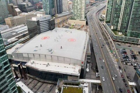Apartment for rent at 55 Bremner Blvd Unit 3206 Toronto Ontario - MLS: C5003633