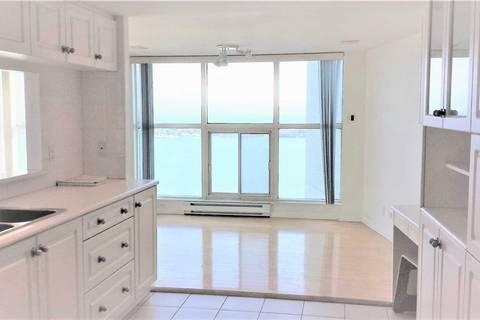 Apartment for rent at 99 Harbour Sq Unit 3206 Toronto Ontario - MLS: C4381146